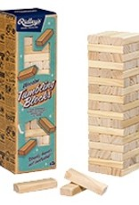 Ridley's Wooden Tumbling Blocks Game