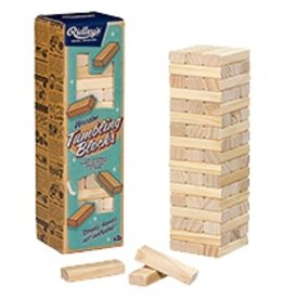 Ridley's Wooden Tumbling Blocks Game