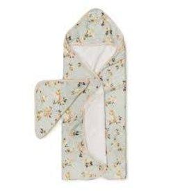 Loulou Lollipop Loulou Lollipop Hooded Towel Set