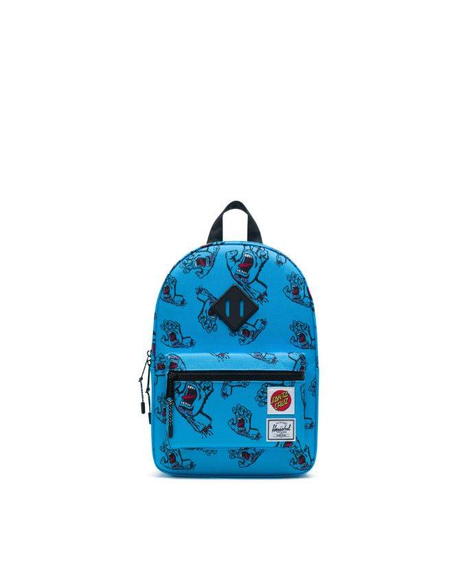 Herschel Supply Co. Heritage Kid Backpack Santa Cruz Blue