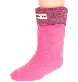 Hunter Hunter Original Kids Glitter Cuff Boot Sock