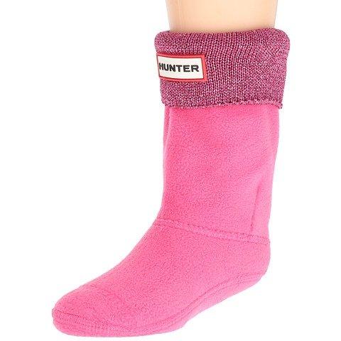 Hunter Hunter Original Kids Glitter Cuff Boot Sock