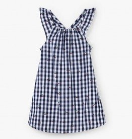 Hatley Hatley Bow Back Dress Tiny Cherries