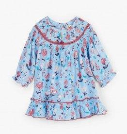 Hatley Hatley Baby Boho Dress Happy Floral