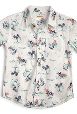 Appaman Appaman Patterned Collared Shirt