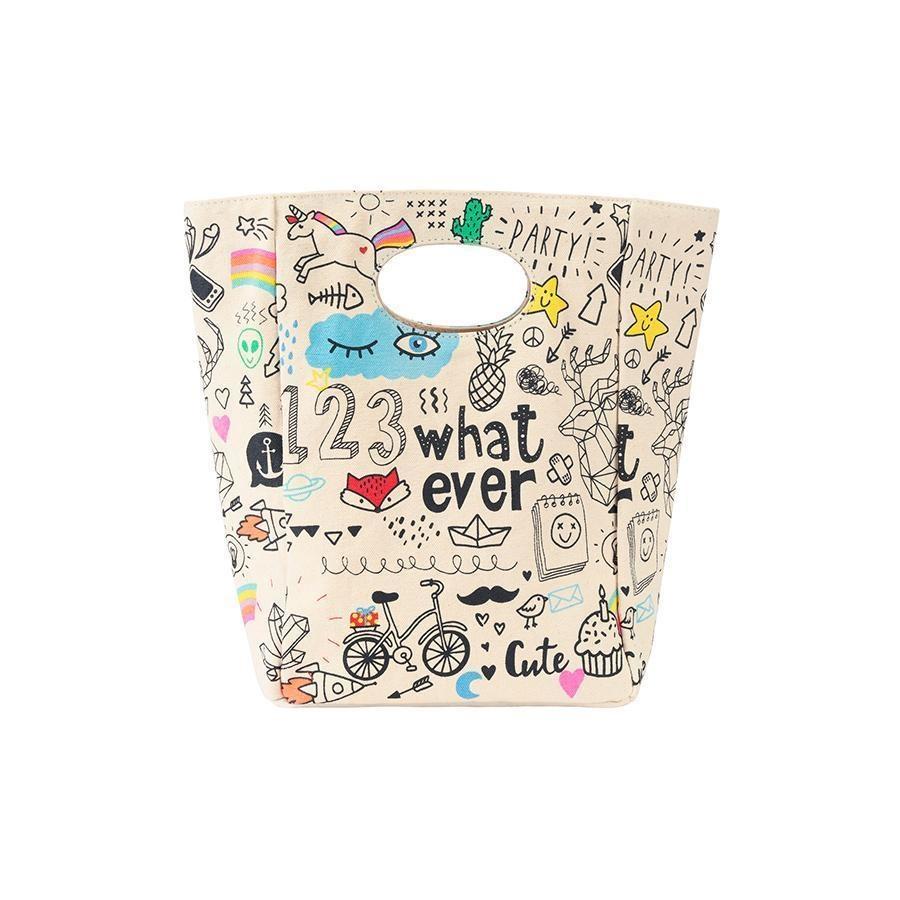 Fluf Fluf Lunch Bag