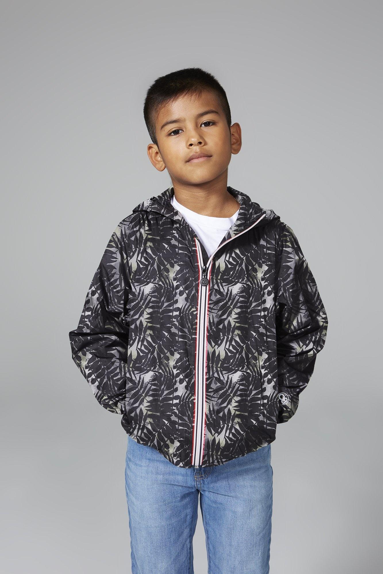 O8 O8 Packable Kids jacket