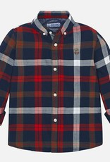 Mayoral Mayoral L/S Checked Shirt