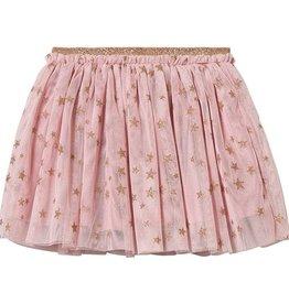 Minymo Minymo Glitter Star Tulle Skirt
