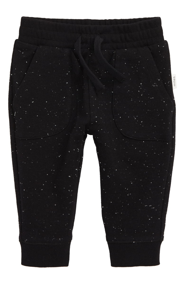 Miles Baby Miles Baby Black Pavement Jogger