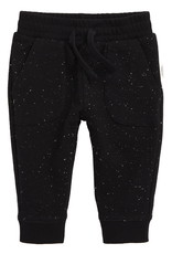 Miles Baby Miles Baby Black Pavement Jogger Infant