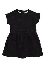 Miles Baby Miles Baby Black Pavement Dress