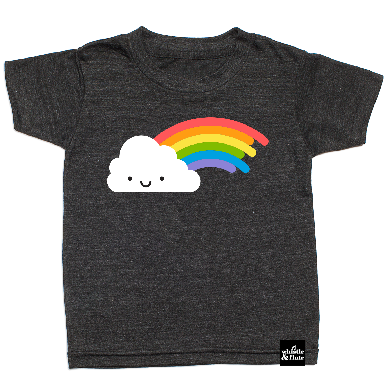 Whistle & Flute Whistle & Flute Rainbow Tee