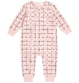 Miles Baby Miles Baby Playsuit Geometric Tiles