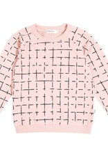 Miles Baby Miles Baby Infant Sweatshirt Geometric Tiles
