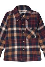 Minymo Minymo L/S Plaid Shirt