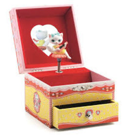 Djeco Djeco Music Box Cat's Song