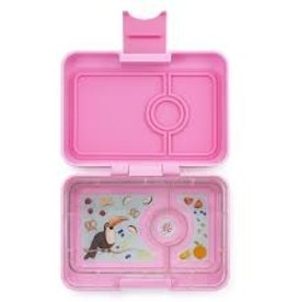 Yumbox Yumbox Mini Snack 3 Compartment Bento Lunch Box