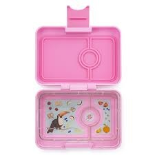 Yumbox Yumbox Mini Snack 3 Compartment Bento Lunch Box