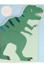 meri meri Meri Meri Dinosaur Sticker & Sketchbook