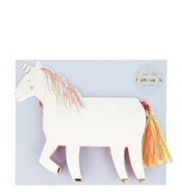 meri meri Meri Meri Unicorn Notebook