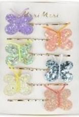 meri meri Meri Meri Glitter Butterfly Hair Slides
