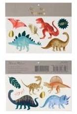 meri meri Meri Meri Dinosaur Kingdom Large Tattoos