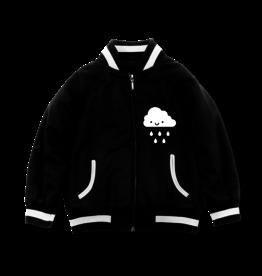 Whistle & Flute Kawaii Cloud Bomber Jacket