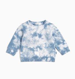 Miles Baby Miles Baby Candy Sky Tie Die Sweatshirt