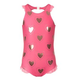 Appaman Appaman Calla Swimsuit Hearts