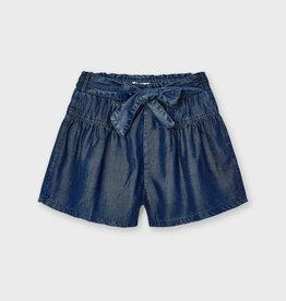 Mayoral Mayoral EcoFriends Flowy Denim Shorts