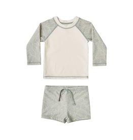 Rylee and Cru Rylee & Cru Infant Rashguard Set