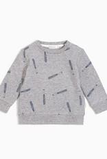 Miles Baby Miles Baby Batter Print Sweatshirt
