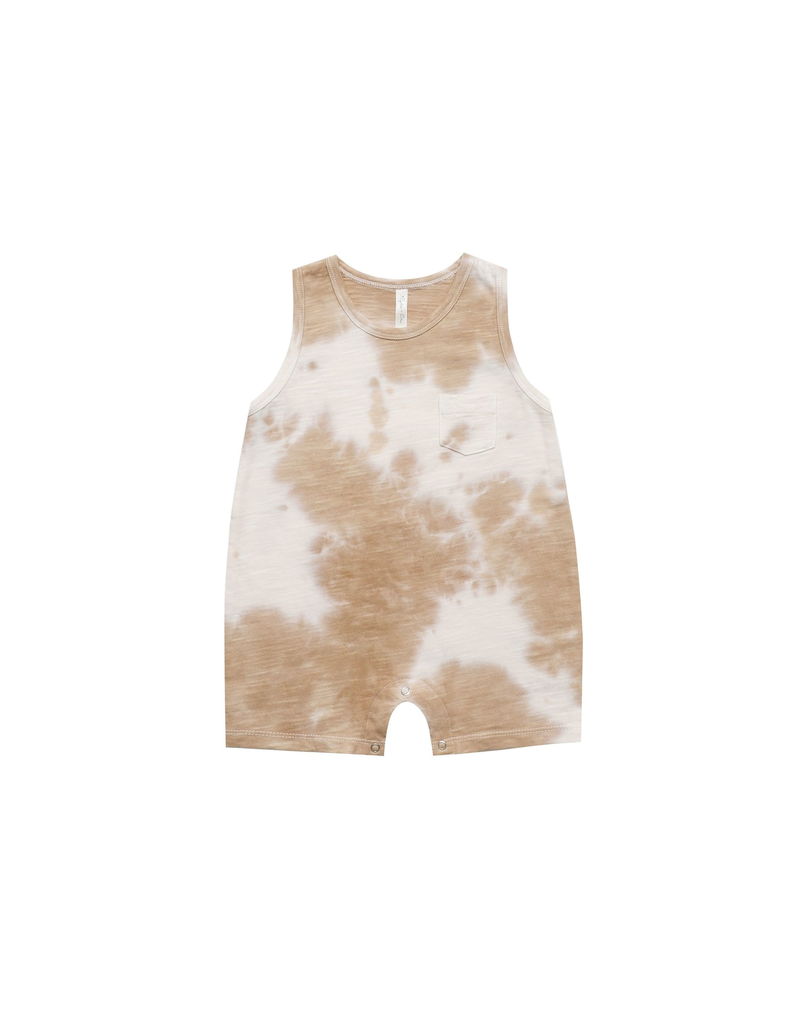Rylee and Cru Rylee and Cru Tie Dye Sleeveless Onesie