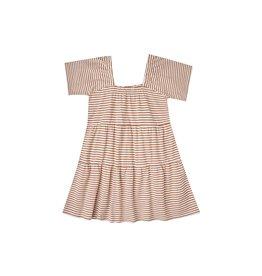 Rylee and Cru Rylee and Cru Striped Agnes Dress