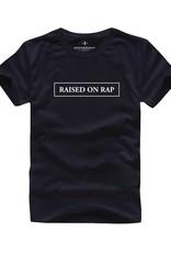 Paper Plain Raised On Rap Tee