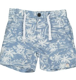 Me & Henry Me & Henry Crew Shorts Chambray Surfer