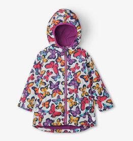 Hatley Hatley Kaleidoscope Butterflies Microfleece Lined Jacket