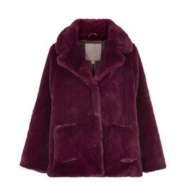 Creamie Creamie Faux Fur Coat