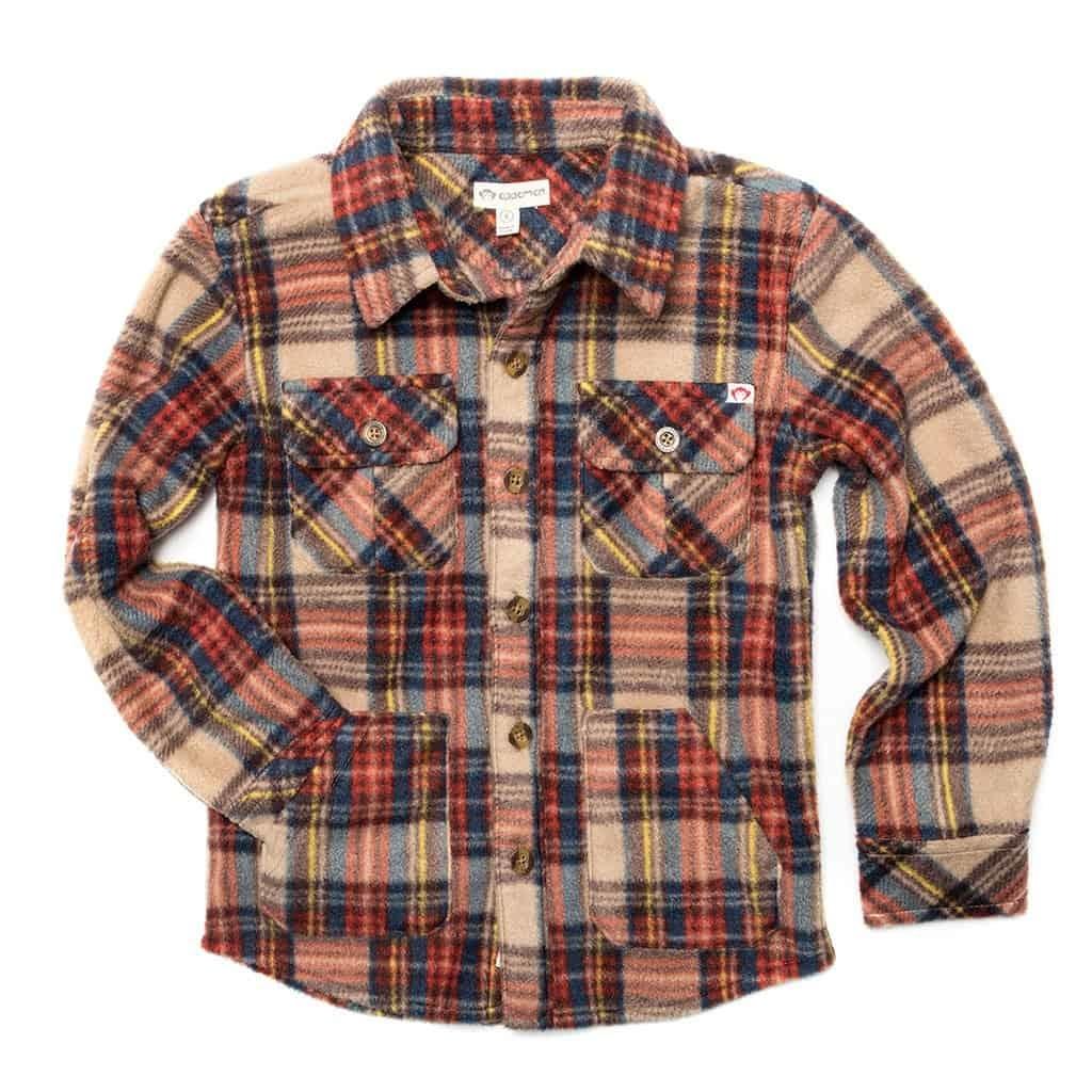 Appaman Appaman Snow Fleece Shirt