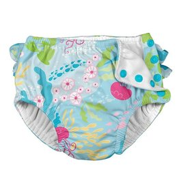 iplay iPlay Ruffle Swim Diaper