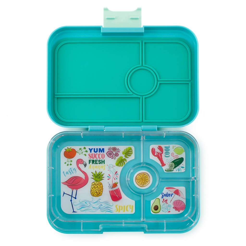 Yumbox Yumbox Tapas 4 Compartment Bento Lunch Box