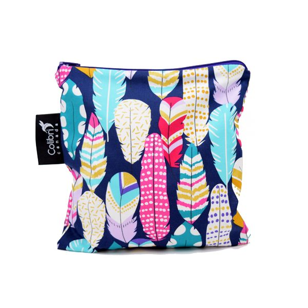 Colibri Colibri Snack Bag Large 7.5 x 7.5 inches