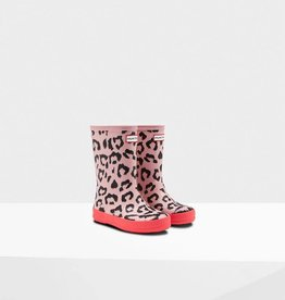 Hunter Hunter First Classic Hybrid Print Rain Boot