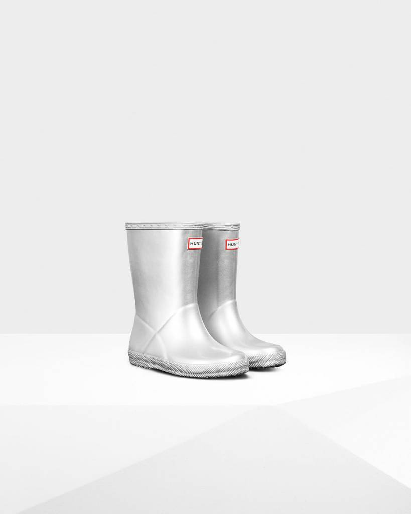 Hunter Hunter First Classic Metal Rain Boot