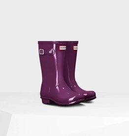 Hunter Hunter Original Kids Gloss Rain Boot