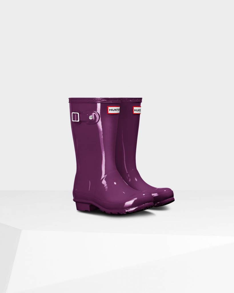 Hunter Hunter Original Gloss Rain Boot