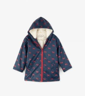 Hatley Hatley Sherpa Lined Splash Jacket