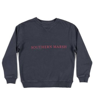 Southern Marsh Southern Marsh Youth Seawash Sweatshirt