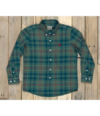 Southern Marsh Southern Marsh Youth Boundary Washed Plaid